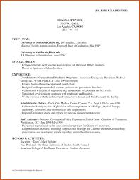 Key Qualifications Resumes Rome Fontanacountryinn Com