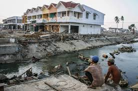 Asian tsunami damage pictures