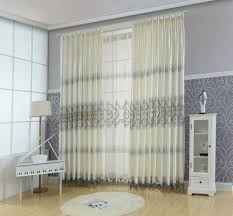 Neue Europa Ickt Tüll Fenster Vorhänge Für Wohnzimmerschlafzimmer