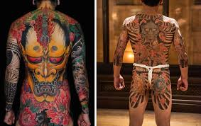 16 Fascinating Yakuza Tattoos And Their Hidden Symbolic Meaning