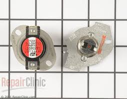 kenmore dryer thermal fuse. thermal fuse 279769 alternate product view kenmore dryer e