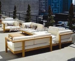 outdoor luxury furniture. Luxury Modern Design Wooden Outdoor Furniture Teak Sofa JX-2097