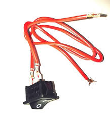 oreck xl power switch for the following oreck ironman models im76 80058c ironman vacuum cleaner vac power on off switch