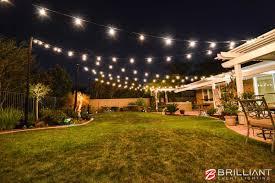 outdoor lighting ideas for backyard. Backyard Lighting Ideas For A Party Wedding Reception Market Lights Over Grass Home Design And Idea Outdoor