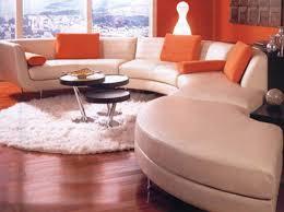 orange rug vintage flokati rug