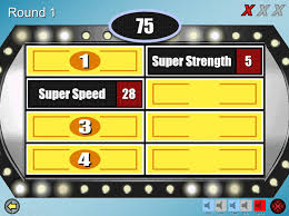 Powerpoint Game Show Template Powerpoint Game Templates Family Feud