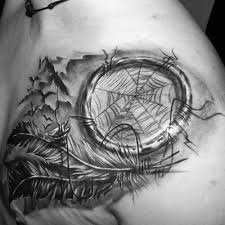 Dream Catcher Tattoo For Men View 100 Dreamcatcher Tattoos Men Tattoo Ideas Cool Designs Dream 35