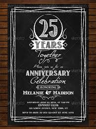 21 Anniversary Invitation Templates Psd Ai Word Free