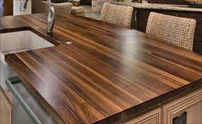 an edge grain is what most of us picture in our minds when we think of butcher block countertops the edges of the strip of wood are rotated up and