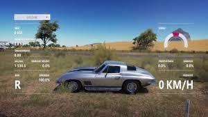 Forza Horizon 3 Tuning 1967 Chevrolet Corvette Stingray 427 Top ...