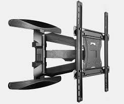 high class retractable rack tv wall mount bracket for 30 70 inch tv stainless steel drop audio accessories av als from sallyquan