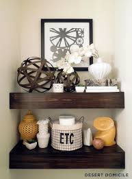 ideas for floating shelves floating