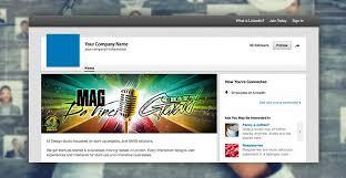 Linkedin Cover Design Linkedin Banner Design Prodesigns