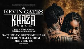 kevin gates khaza tour