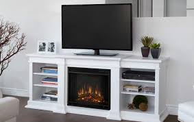 in the times that we live in technology has advanced giving us options in the kind of products we want in our homes electric fireplace tv stands are