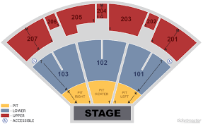 Cmac Seating Chart Detailed Cmac Seating Chart With Rows 2019