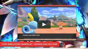 Pokemon Sword and Shield Yuzu Emulation PC + Download Link on Vimeo