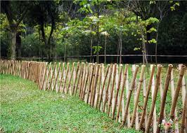 bamboo garden stakes. Bamboo Trellis Fence Garden Stakes For Plant Support O