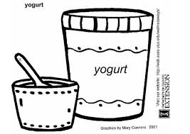 Use these images to quickly print coloring pages. Coloring Page Yoghurt Free Printable Coloring Pages Img 5912