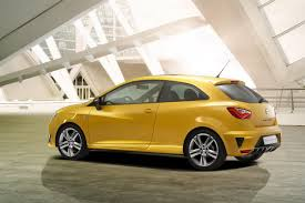New Seat Ibiza Cupra Facelift Appears Ahead of the Beijing Motor Show