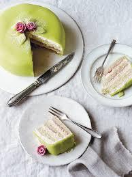 Recipe Prinsesstårta Swedish Princess Cake Scandikitchen