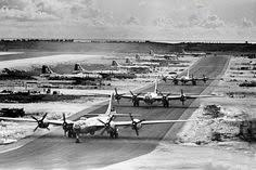 Image result for enola gaye leaving the airport for hiroshima