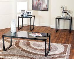 3 piece table set. Ferara 3 Piece Table Set