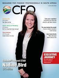 CFO Magazine 2017 - 4th Issue | Cfo, Magazine, Finance