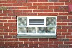 thank you and appreciate any suggestions help basement block windows glass
