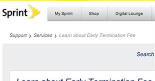 Verizon Wireless Early Termination Fee Chart Phone Early Termination Fees How To Know What Youd Owe