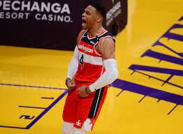 Lakers' trade for Russell Westbrook ...