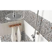 Charming Nice Crystal Glass Tile Backsplash Penny Round Crystal Beauteous Resin Backsplash Ideas