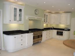 classic kitchen units are seen here but there are many other choices