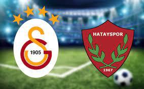 Galatasaray Hatayspor maçı CANLI YAYIN - Internet Haber