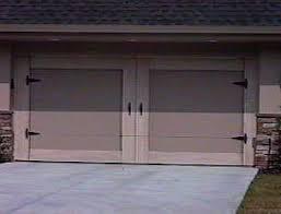 Faux Garage DoorsFaux Carriage Doors