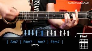 The Doors Light My Fire Chords How To Play Light My Fire On Guitar Easy Lesson