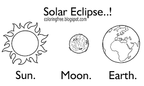 Sun And Moon Coloring Pages Arielleleitnercom