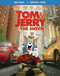 Amazon.com: Tom and Jerry (Blu-ray +Digital) : Chris DeFaria, Tim Story,  Adam Goodman, Steve Harding, Sam Register, Jesse Ehrman, Allison Abbate,  Kevin Costello, Chloë Grace Moretz, Michael Peña, Colin Jost, Rob Delaney,