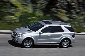 Mercedes benz ml 63 amg 2006 pictures information specs. 2006 2011 Mercedes Benz Ml 63 Amg Images Specifications And Information
