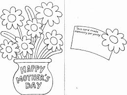 Small Picture Special Greeting Card for Mom on Mothers Day Coloring Page Batch