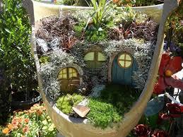 fariy garden. Thrift Small Fairy Gardens Ideas Garden Fariy