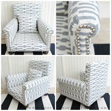 Armchair Upholstery Diy Childs Upholstered Chair Children S Upholstery And Diy