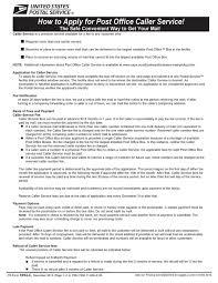 Usps Job Application Form Choice Image Form Example Ideas