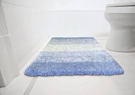 ultra plush bath rug mon cau throughout plush bathroom rugs