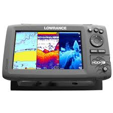 Lowrance Elite 7 Hdi Chart Maps Hook 7 With Transduc By Lowrance
