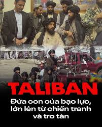 Chú Đọc Truyện - Taliban: Đứa con của bạo lực, lớn lên từ chiến tranh và tro tàn   Facebook