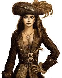 Pirate Girl II by FranciscoETCHART.deviantart on deviantART.