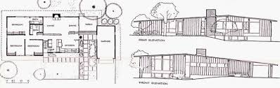 Plan W7136H Contemporary Ranch  EARCHITECTURAL DesignContemporary Ranch Floor Plans