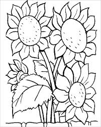 Flower Bouquet Coloring Pages Free Qnrfsubmission