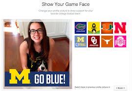 facebook gameface